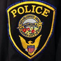 monona police badge