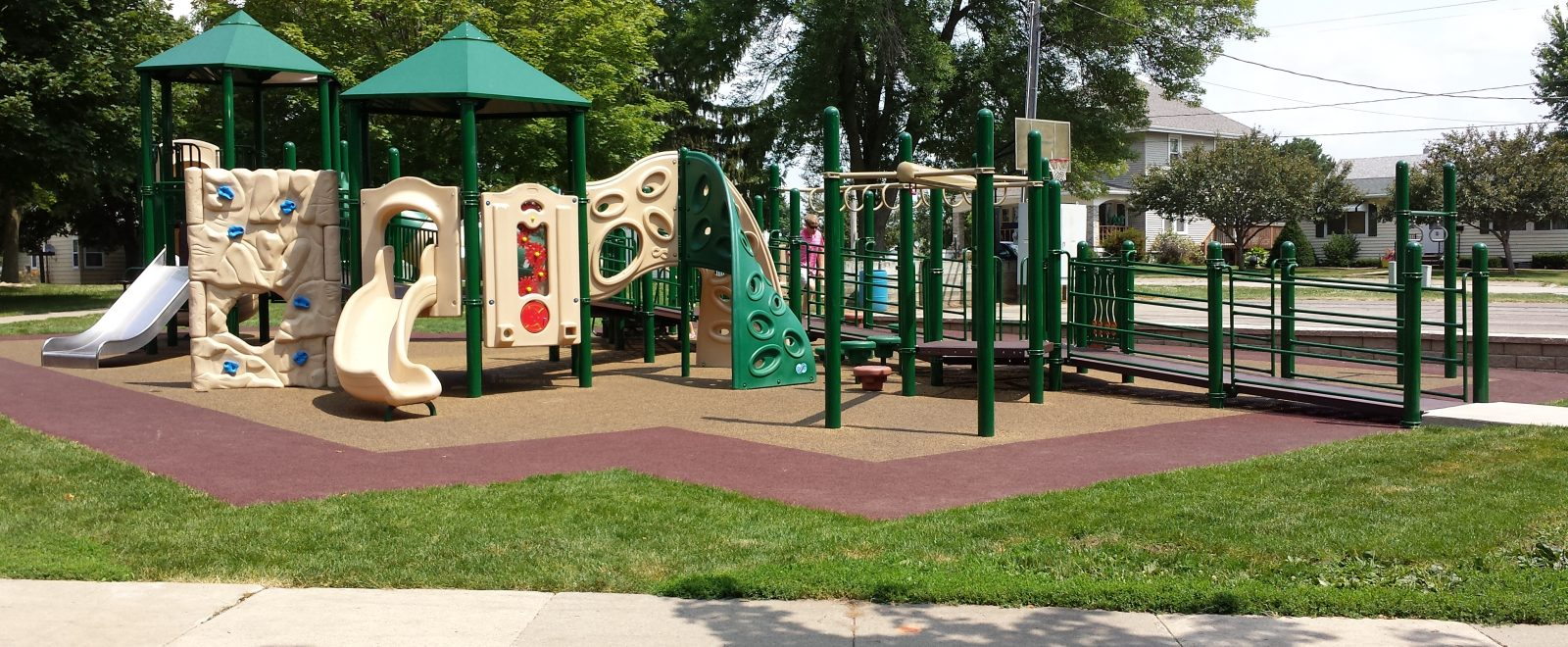 city park all inclusive playground